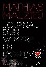 le journal d'un vampire en pyjama